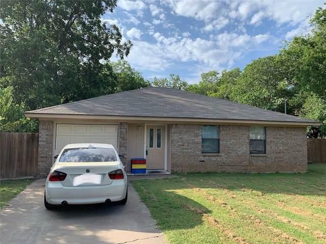 402 Ada Street, Cleburne, TX 76031 (MLS #14152825) :: The Good Home Team