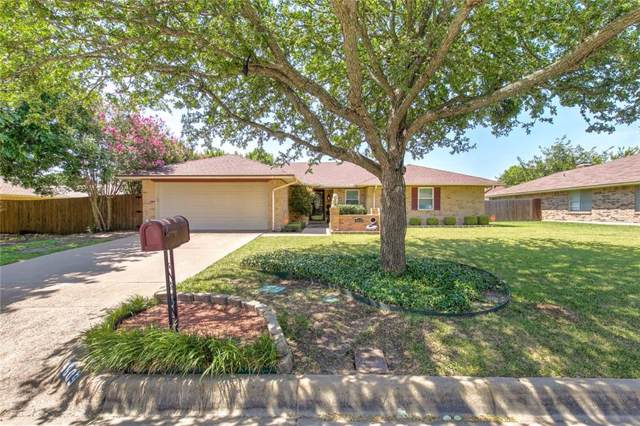 4809 Alicia Drive, Fort Worth, TX 76133 (MLS #14152861) :: Potts Realty Group