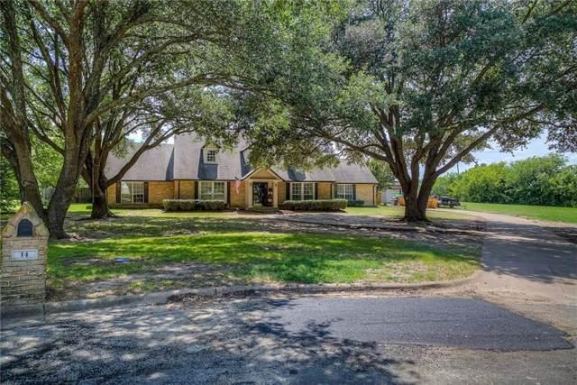14 Carl Lee Circle, Terrell, TX 75160 (MLS #14152876) :: The Chad Smith Team