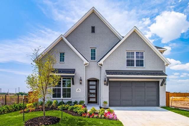 14395 Gatewood Lane, Frisco, TX 75035 (MLS #14152889) :: The Real Estate Station