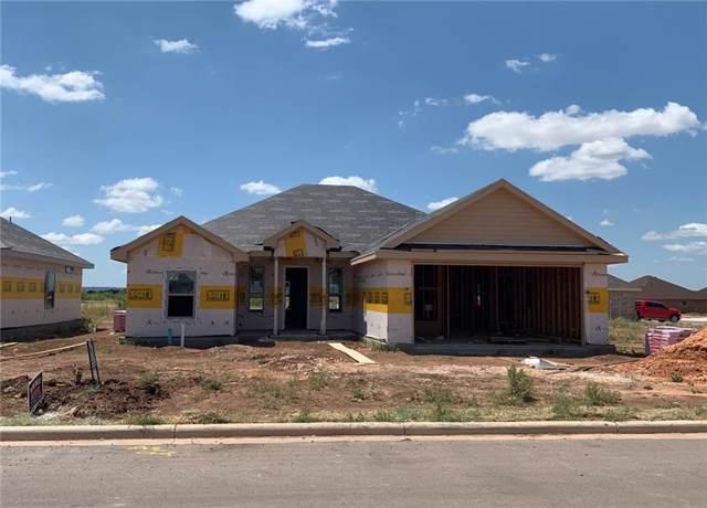 231 Carriage Hills Parkway, Abilene, TX 79606 (MLS #14152892) :: The Heyl Group at Keller Williams