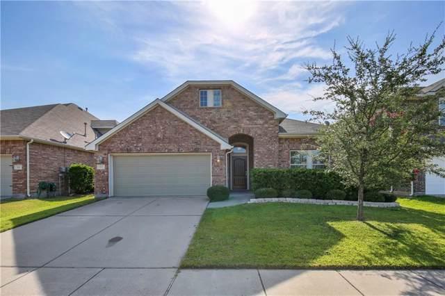 809 Lovebird Lane, Little Elm, TX 75068 (MLS #14152900) :: Kimberly Davis & Associates