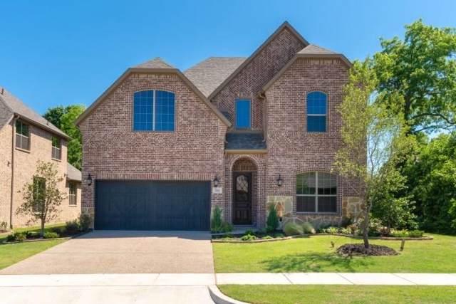 5004 Randolph Street, Plano, TX 75074 (MLS #14152920) :: Team Tiller