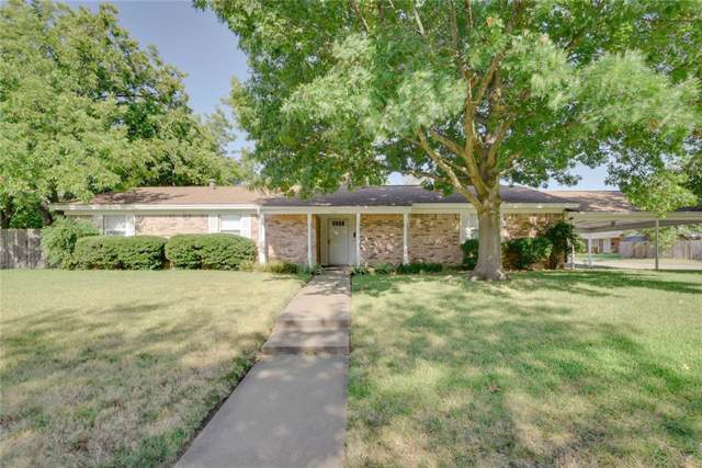 516 Russell Road, Everman, TX 76140 (MLS #14152945) :: The Chad Smith Team