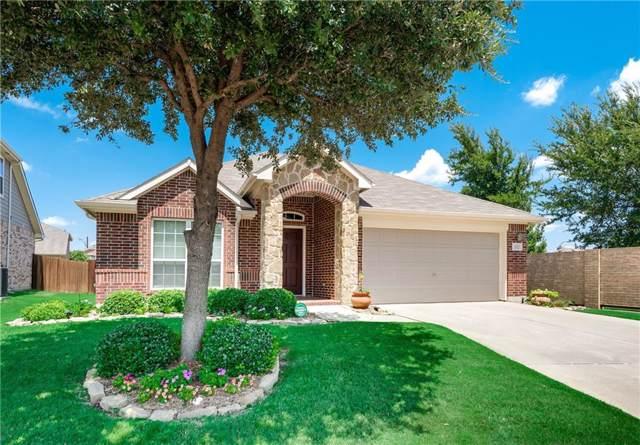 1313 Egret Court, Little Elm, TX 75068 (MLS #14153076) :: Kimberly Davis & Associates