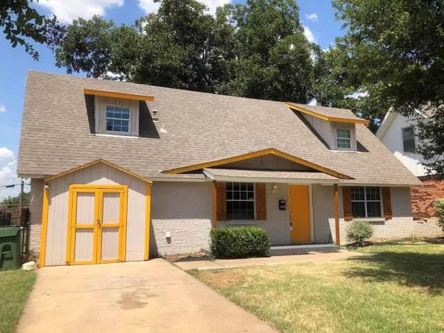 1109 Paula Drive, Arlington, TX 76012 (MLS #14153077) :: The Heyl Group at Keller Williams