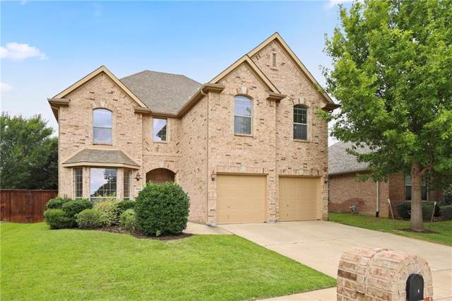 3513 Leanne Drive, Flower Mound, TX 75022 (MLS #14153126) :: The Real Estate Station