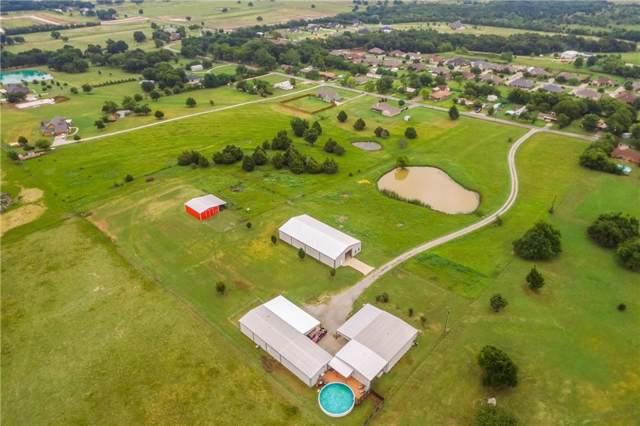 467 Pearce Drive, Pottsboro, TX 75076 (MLS #14153155) :: The Chad Smith Team