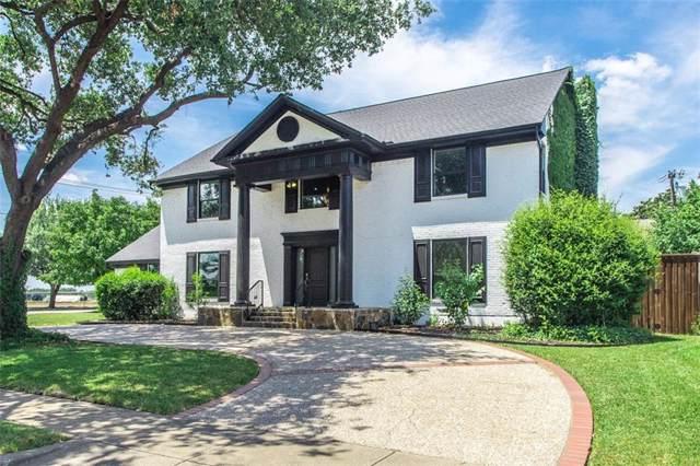 7107 Blairview Drive, Dallas, TX 75230 (MLS #14153197) :: Frankie Arthur Real Estate