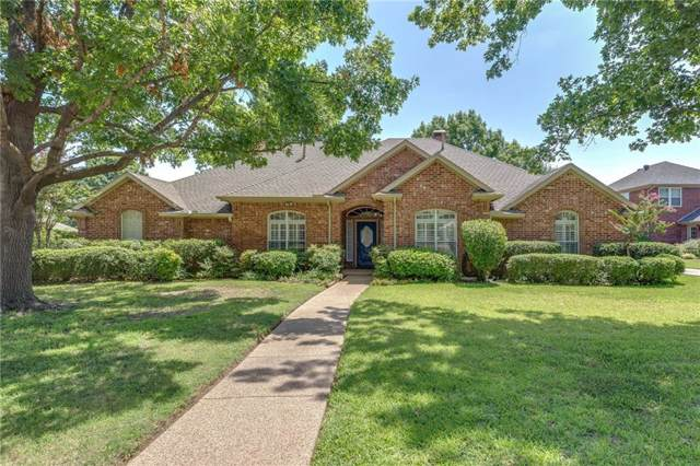 5501 Coventry Court, Colleyville, TX 76034 (MLS #14153204) :: All Cities Realty