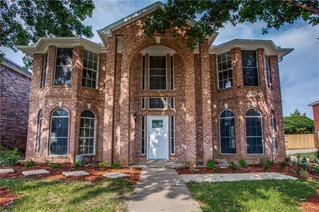 7000 Indiana Avenue, Fort Worth, TX 76137 (MLS #14153218) :: RE/MAX Town & Country