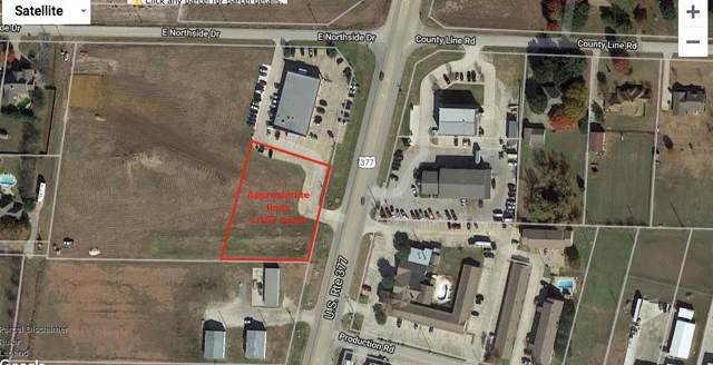 TBD 377 Highway, Pilot Point, TX 76258 (MLS #14153258) :: All Cities Realty