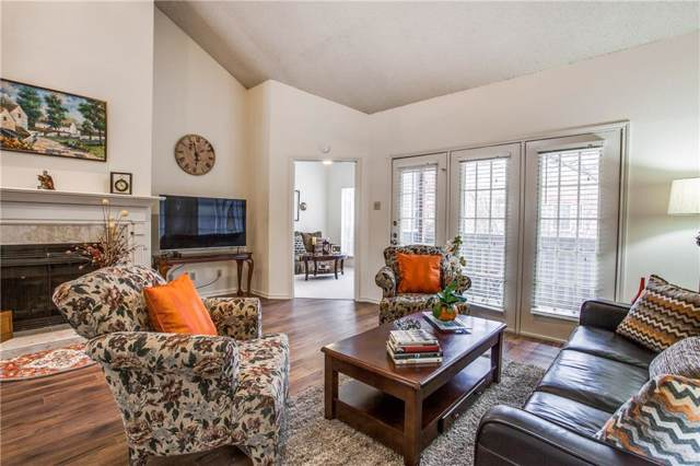 12660 Hillcrest Road #3207, Dallas, TX 75230 (MLS #14153265) :: The Hornburg Real Estate Group