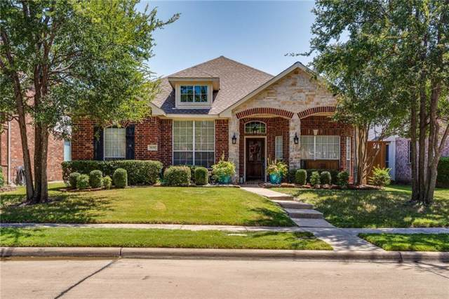 9176 Wichita Trail, Frisco, TX 75033 (MLS #14153273) :: Kimberly Davis & Associates