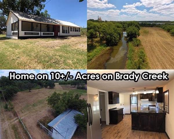 1103 W White Street, Brady, TX 76825 (MLS #14153318) :: NewHomePrograms.com LLC