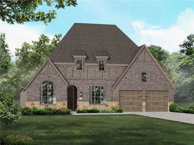 1817 Rolling Heights, Aledo, TX 76008 (MLS #14153358) :: The Chad Smith Team