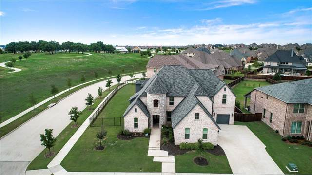 810 Cedar Ranch Road, Frisco, TX 75036 (MLS #14153359) :: The Real Estate Station