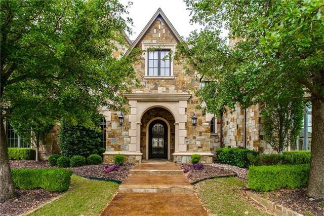 1009 Whittington Place, Southlake, TX 76092 (MLS #14153364) :: Kimberly Davis & Associates