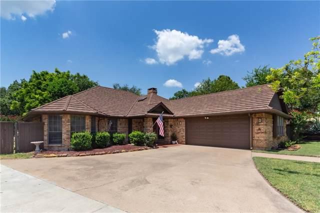 8845 Arbor Crest Court, Fort Worth, TX 76179 (MLS #14153430) :: Real Estate By Design