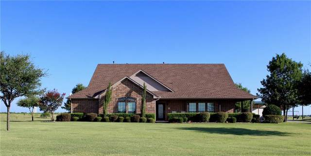 243 Valek Road, Ennis, TX 75119 (MLS #14153433) :: Hargrove Realty Group