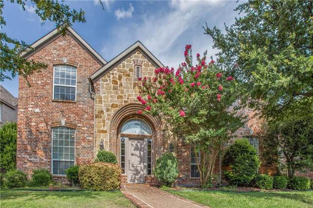 6340 Red Stone, Frisco, TX 75035 (MLS #14153444) :: The Real Estate Station