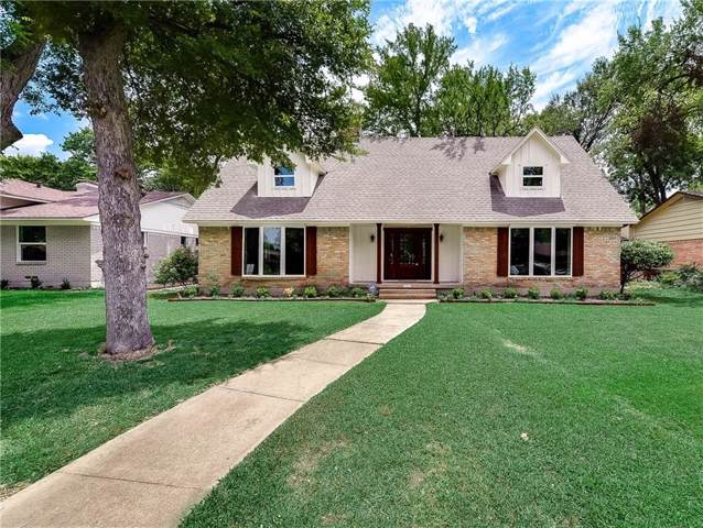 5212 Ashbrook Road, Dallas, TX 75227 (MLS #14153464) :: The Mitchell Group