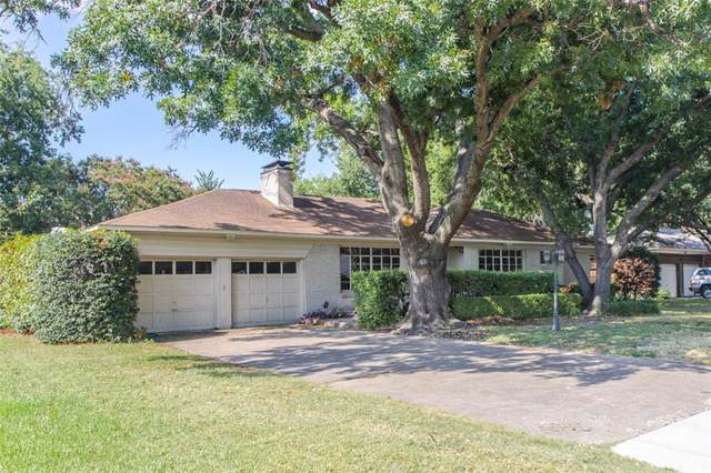 6323 Royal Lane, Dallas, TX 75230 (MLS #14153483) :: Robbins Real Estate Group