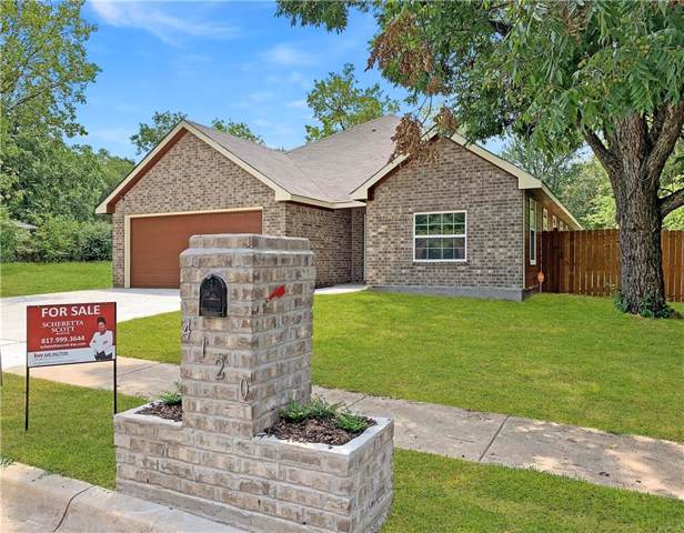 4120 Avenue G, Fort Worth, TX 76105 (MLS #14153530) :: The Heyl Group at Keller Williams