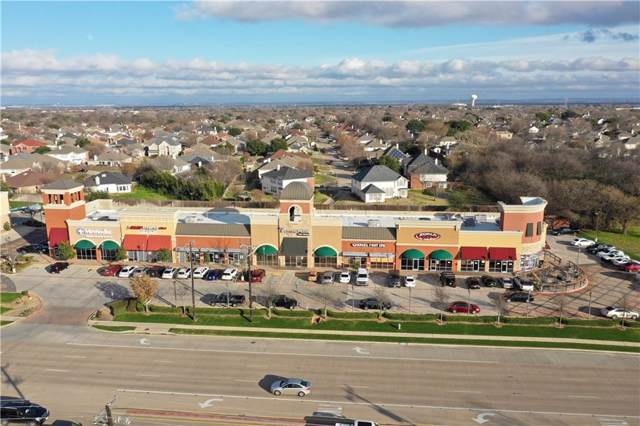 6514 S Cooper Street, Arlington, TX 76001 (MLS #14153560) :: The Kimberly Davis Group