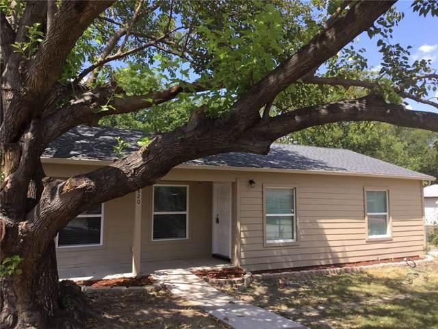 5820 Graham Street, Sansom Park, TX 76114 (MLS #14153640) :: Kimberly Davis & Associates