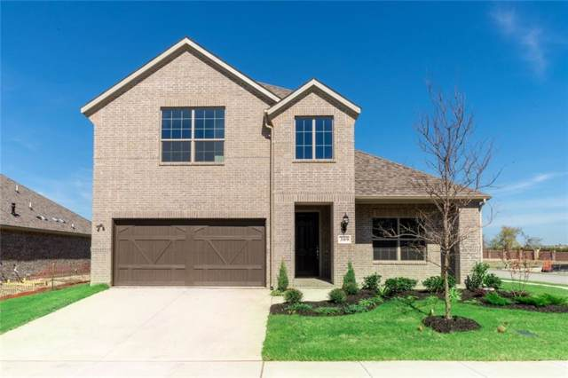 16612 Lincoln Park Lane, Prosper, TX 75078 (MLS #14153664) :: Real Estate By Design