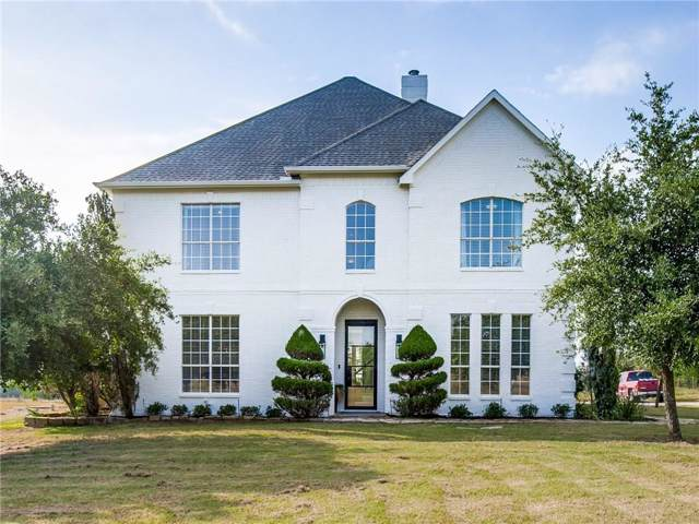 5205 S Fm 549, Rockwall, TX 75032 (MLS #14153684) :: RE/MAX Landmark