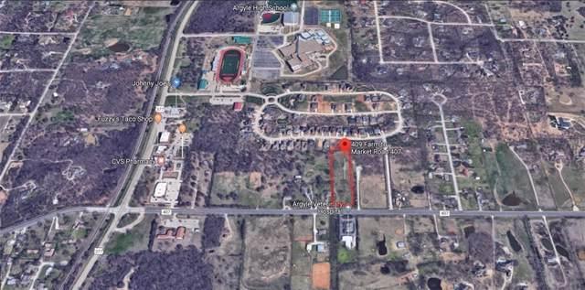 409 Fm 407, Argyle, TX 76226 (MLS #14153688) :: North Texas Team | RE/MAX Lifestyle Property
