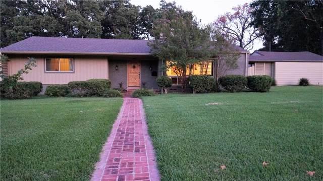1405 Oaklawn Drive, Corsicana, TX 75110 (MLS #14153697) :: Kimberly Davis & Associates
