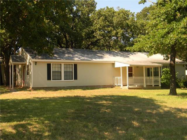 12 Robin Hood Road, Gordonville, TX 76245 (MLS #14153725) :: RE/MAX Town & Country