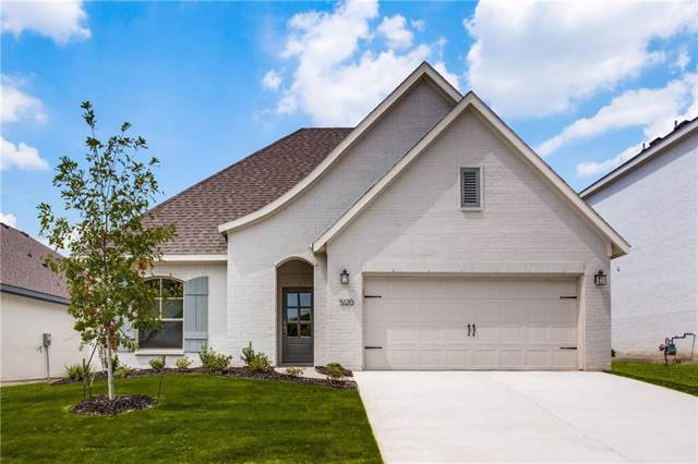 5120 Gaucho Trail, Fort Worth, TX 76126 (MLS #14153752) :: The Heyl Group at Keller Williams