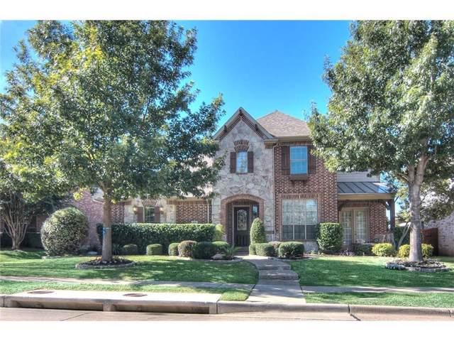 8017 Marathon Drive, Plano, TX 75024 (MLS #14153871) :: Frankie Arthur Real Estate
