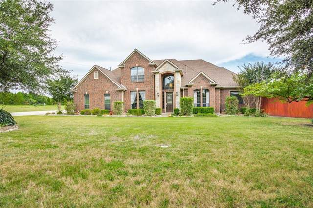 118 Lakeview Drive, Sunnyvale, TX 75182 (MLS #14153876) :: Robbins Real Estate Group