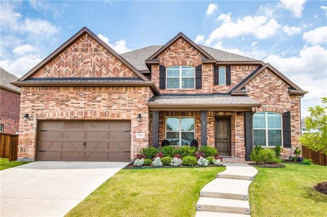 11651 Alejandra Lane, Frisco, TX 75035 (MLS #14153902) :: Kimberly Davis & Associates