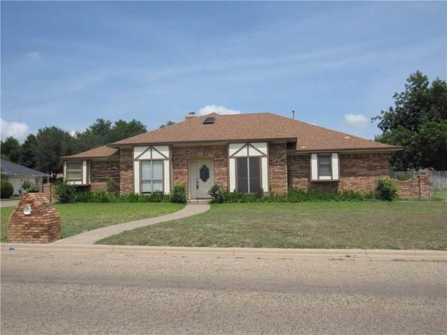 4725 Catclaw Drive, Abilene, TX 79606 (MLS #14153925) :: Performance Team