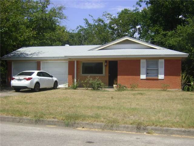 8820 Easley Street, White Settlement, TX 76108 (MLS #14153953) :: RE/MAX Town & Country