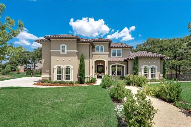 7001 Cast Iron Forest Trail, Colleyville, TX 76034 (MLS #14153964) :: The Tierny Jordan Network