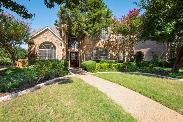 6001 Mendota Drive, Plano, TX 75024 (MLS #14153967) :: Baldree Home Team