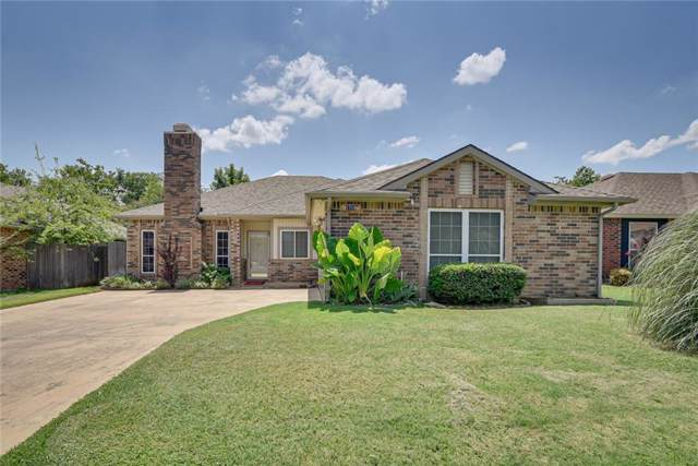 1710 Holly Spring Court, Arlington, TX 76018 (MLS #14153988) :: Real Estate By Design