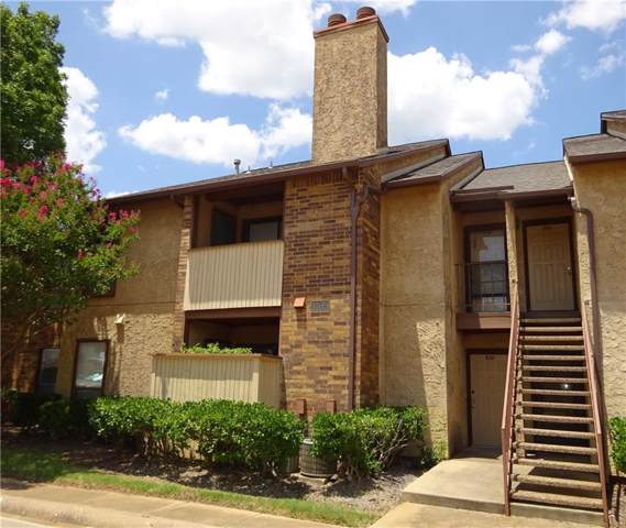 1105 Calico Lane #1621, Arlington, TX 76011 (MLS #14153991) :: RE/MAX Landmark