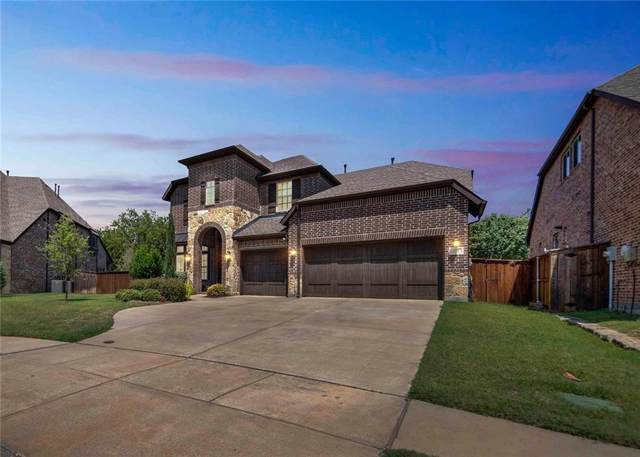 126 Ridgecrest Court, Coppell, TX 75019 (MLS #14154032) :: Potts Realty Group