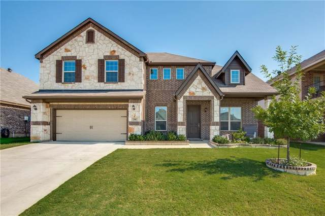 290 Hilltop Drive, Justin, TX 76247 (MLS #14154140) :: The Real Estate Station