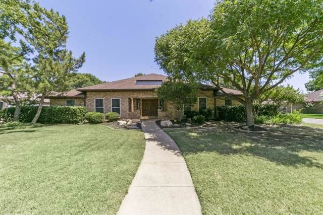 110 Sandy Hook, Highland Village, TX 75077 (MLS #14154169) :: The Rhodes Team