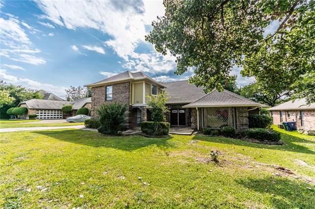 1525 Palm Valley Drive, Garland, TX 75043 (MLS #14154186) :: Kimberly Davis & Associates