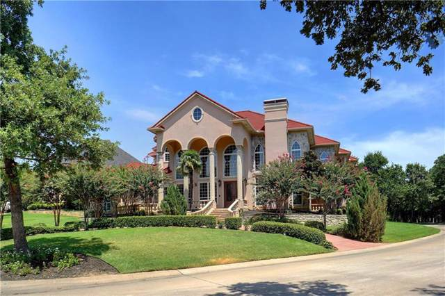 2 Hayes Court, Trophy Club, TX 76262 (MLS #14154309) :: Lynn Wilson with Keller Williams DFW/Southlake